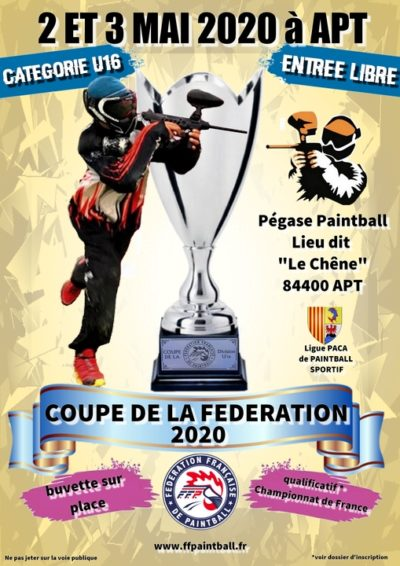 Coupe de la Federation U16 2020
